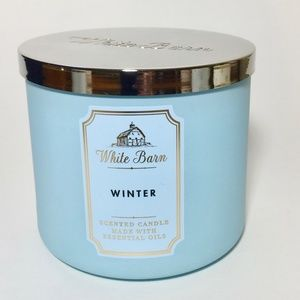 WINTER 3 Wick Candle